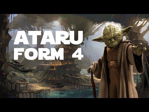 Ataru (Form 4 Lightsaber Combat)