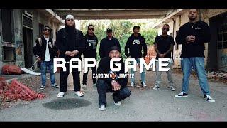 Rap Game - Zargon ❌ Jawtee (Official Music Video)