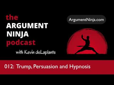 012 - Trump, Persuasion and Hypnosis