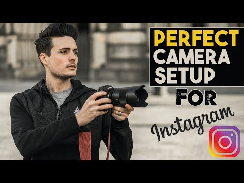 The Perfect Camera Setup For AMAZING Instagram Pictures | BluTech 2018