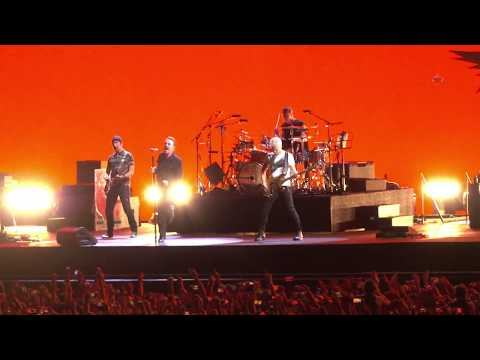 Chapter Two Of U2 The Joshua Tree Tour Live from Rome 2017-07-16 4K
