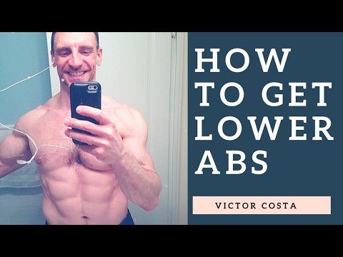 Best Exercise for Lower Abs, How to Get Lower Abs