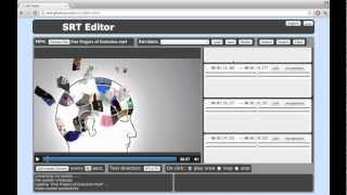 Srt Editor طريقة استخدام محرر الترجمة