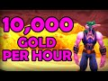 Gold Guide WoD - 20000 GOLD PER HOUR - NO Grinding/Professions/Addons Required - 6.0