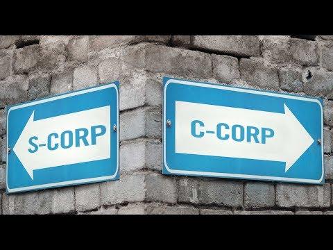 C Corporations vs S Corporations Explained
