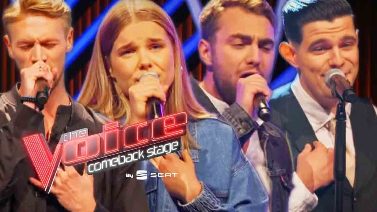 FINALE! Wer gewinnt und kommt in die TVOG-Liveshows? | Voice of Germany | Comeback Stage by SEAT