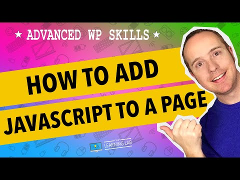 Add Javascript To Specific WordPress Pages Using Functions.php