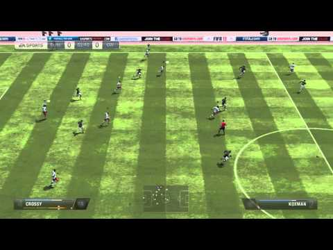 Crossy: FIFA 13 Pro Clubs; Centre Back Compilation