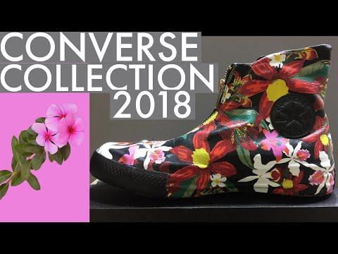Chuck Taylors: My Converse Collection 2018 - Women's Sneakers