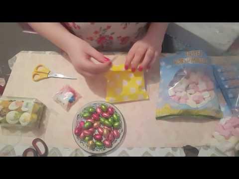 Easter series 4 - treat goodie bags