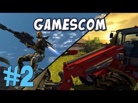 Gamescom Highlights Day 2 - Typhon