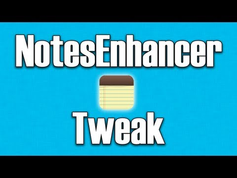 NotesEnhancer   Add More Options to Keyboard in Notes Application