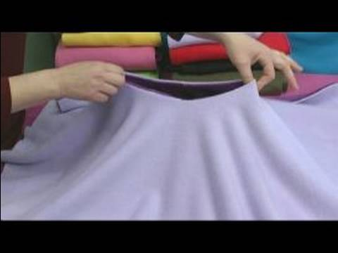 No-Sew Fleece Ponchos : Cutting Slits Around Neck Hole for a Reversible Poncho