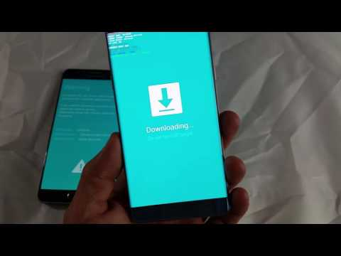 Galaxy Note 7: Stuck in Downloading Do Not Turn Off Target? Fixed!!!