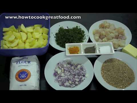 Homemade Fishcakes Recipe - British Style