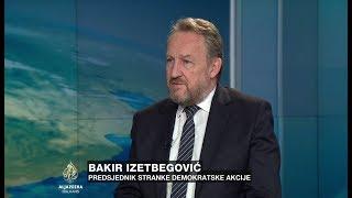 Izetbegović za AJB: Dodik ne može dovesti do otcjepljenja RS, samo do konflikta