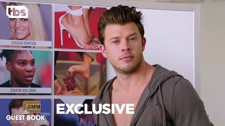 Download The Guest Book: Jimmy Tatro - Game of Toes [EXCLUSIVE] | TBS Video