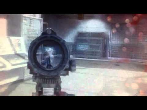 Call of duty black ops sniper