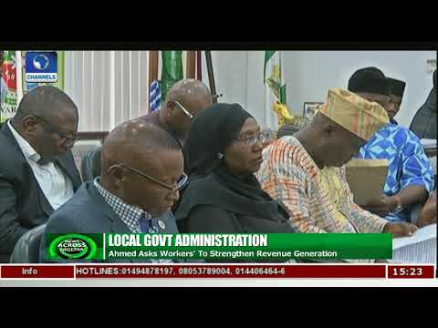 Cross River, Kwara Govts Promises To Improve LGs Revenue Generation