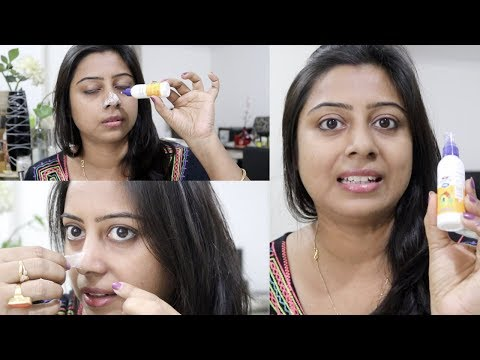 REMOVE BLACKHEADS PERMANENTLY by using Fevicol || Preventing Naturally Soumali