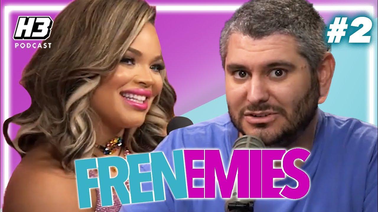 Trisha's Obsession With Jewish People - Frenemies #2
