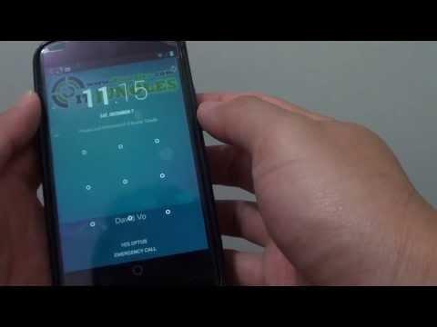 Google Nexus 4: How to Set Personal Message on Lock Screen