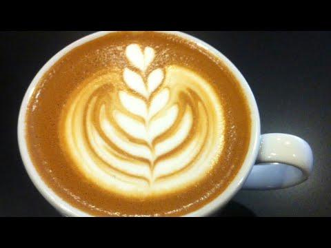 como preparar cafe con dibujos