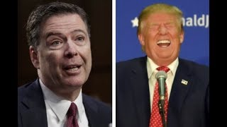 CROOKED COMEY TAKES A SWIPE AT POTUS TRUMP