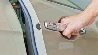 How To Open A Car Door Without A Key