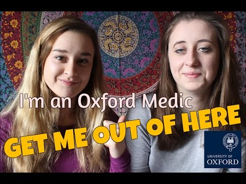STUDYING MEDICINE AT OXFORD UNIVERSITY - WHAT'S IT REALLY LIKE?