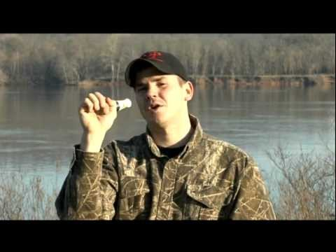 Mastering the goose call STEP 4