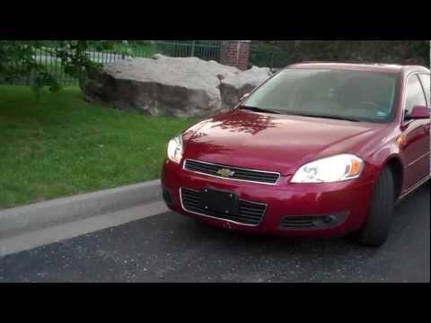 07 chevy impala LT 005