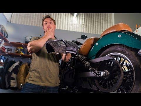 Bias-Ply Motorcycle Tires vs. Radial Motorcycle Tires | MC Garage