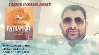 AZAD KATARUCHACK     INSPECTION    AUDIO