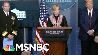 Jon Meacham: Coronavirus Has Become A Partisan Pandemic | Morning Joe | MSNBC
