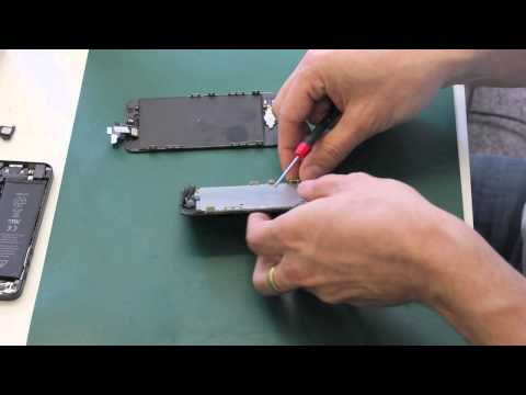 iPhone 5 screen replacement - Lovefone UK