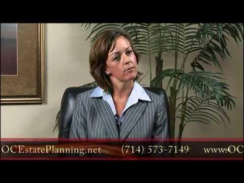 Choosing an Orange County Estate Planning Attorney