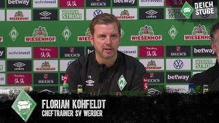 Werder Bremen Probleme Mit Jiri Pavlenka Und Claudio Pizarro Das Sagt Florian Kohfeldt
