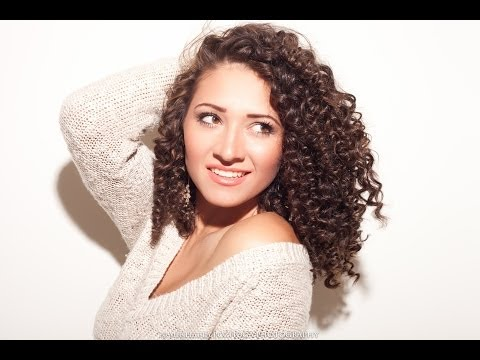 How to get Gorgeous Curly Hair- (with a pencil!)