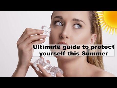 20 Summer Life Hacks, Tips & Tricks | Protect Hair & Skin from Sun