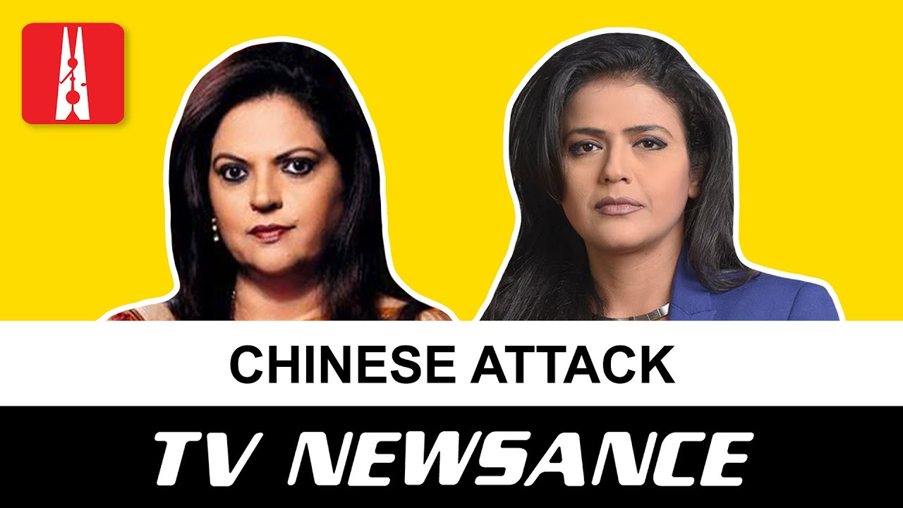 Nationalist news on China attack | TV Newsance Episode 93