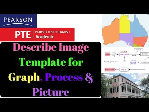 PTE Graph Process and Picture Template for Describe Image