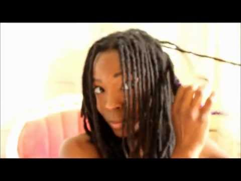 How to make too fat or thick dreadlocs smaller or how to split dreadlocks