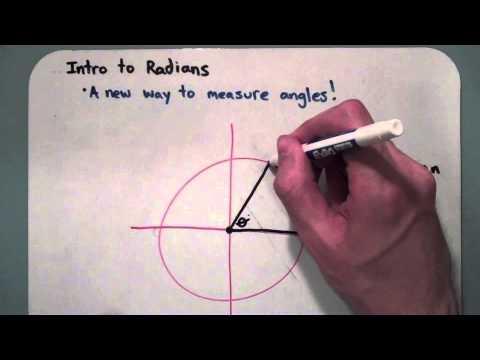 Intro to Radians (10-1-3)