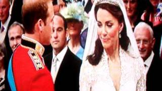 Prince William and Catherine Royal Wedding [Recorded from TV]