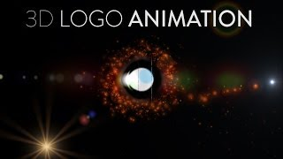 Logo Animation | After Effects | By Lino Rise | Fire Flares