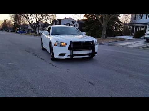 How to Install a  Push Bumper on A Dodge Charger - Setina PB400 Instalation