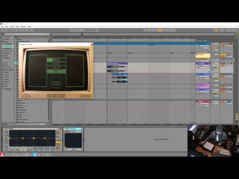 Basic Schranz / Hardtechno Beat In Ableton Live 9