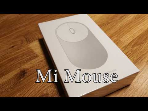 Unbox Mi Mouse and Bluetooth SyncTest