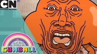 The Amazing World of Gumball   Censor Everything   Cartoon Network